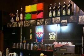 کافه آوانسن طالقانی cafe avantscene taleghani 2