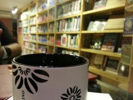 کافه کتاب آمه ameh book cafe 3