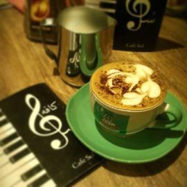 کافه سُل cafe sol 9