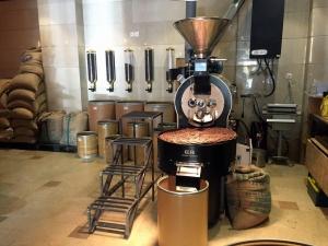 cafe and roastery linnaeus 37