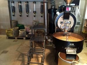 cafe and roastery linnaeus 5