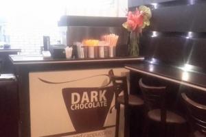 کافه شکلات تلخ