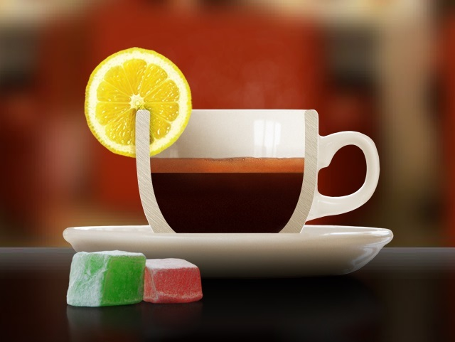 اسپرسو رومانو Espresso Lungo