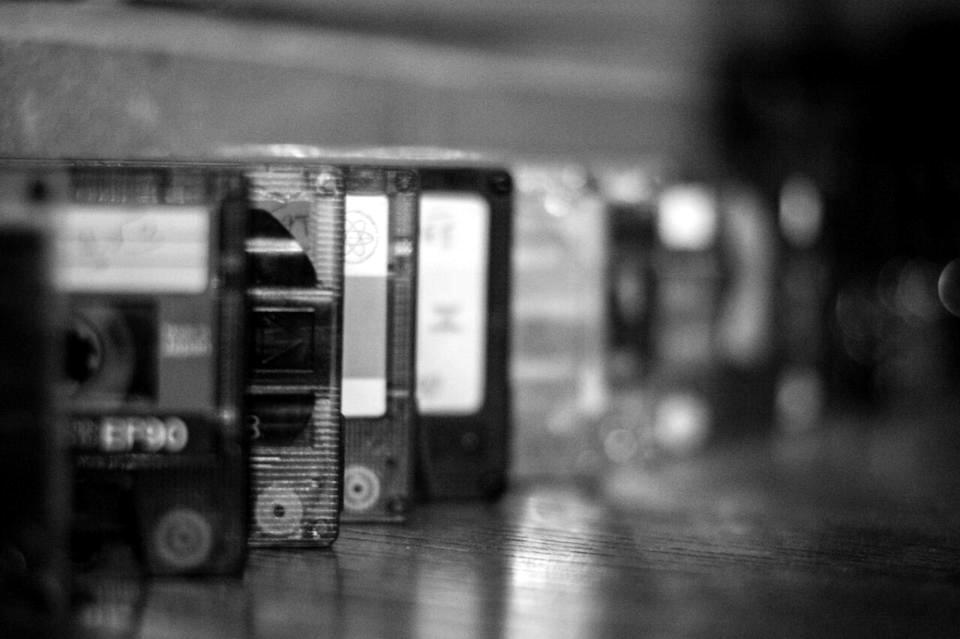 cafe cassette 9