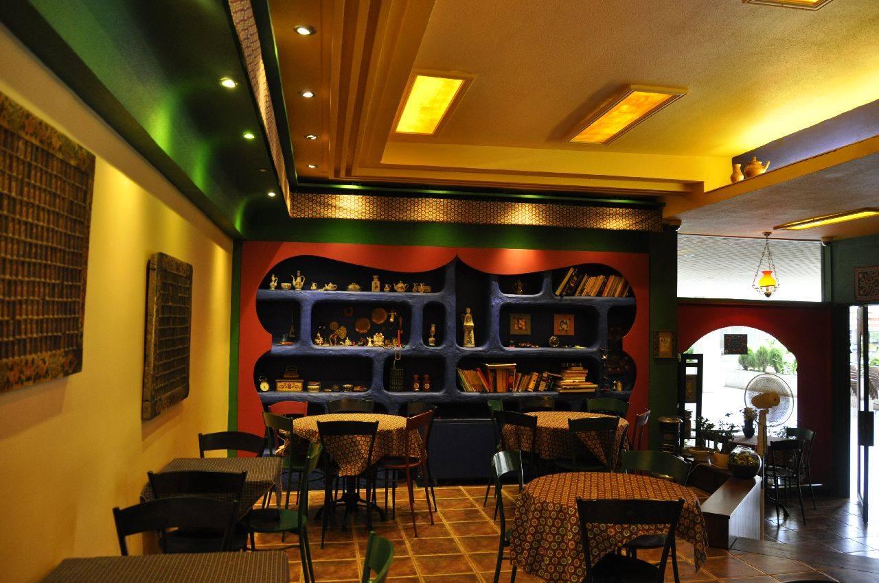 کافه مهتاب cafe mahtab 11