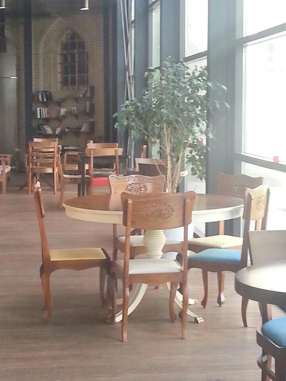 کافه مارکوف cafe markov 8