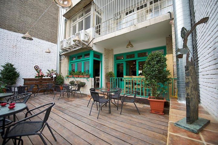 کافه نزدیک کتاب cafe nazdik book new 1