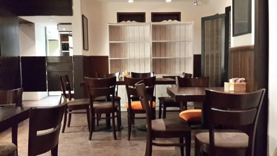 کافه نزدیک تئاتر cafe nazdik theatre 8
