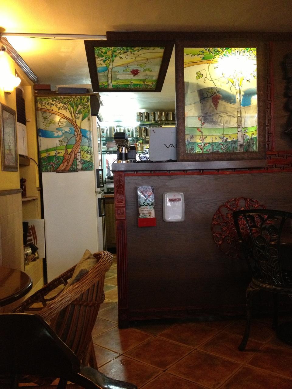 کافه اُخرا cafe okhra 10