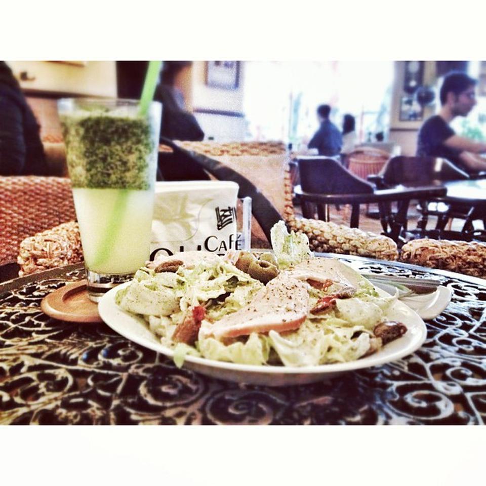 کافه اُخرا cafe okhra 5