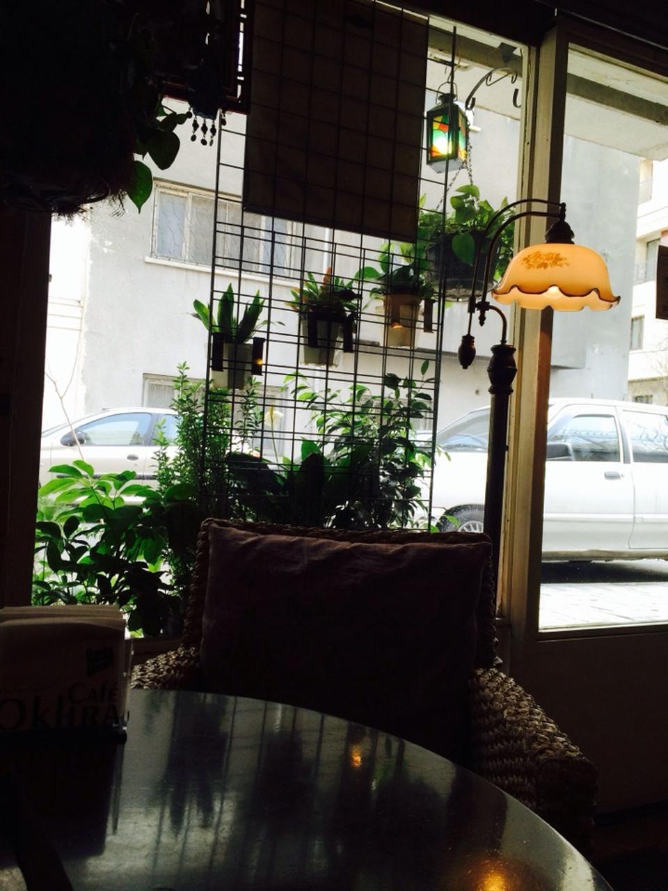 کافه اُخرا cafe okhra 9