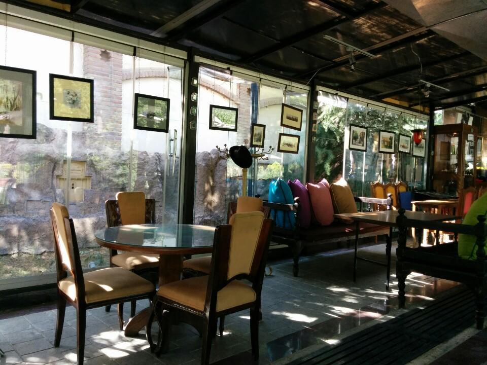 کافه شمرون cafe shemroon 11