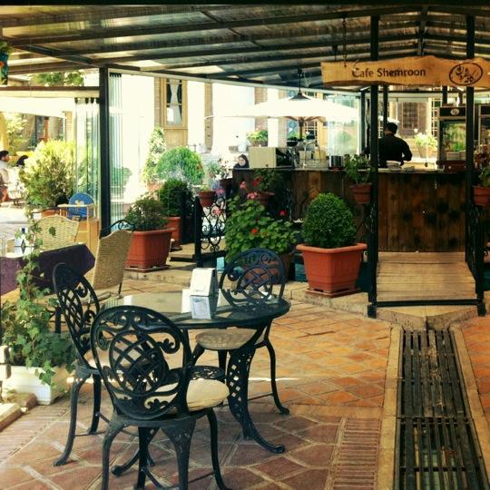 کافه شمرون cafe shemroon 3