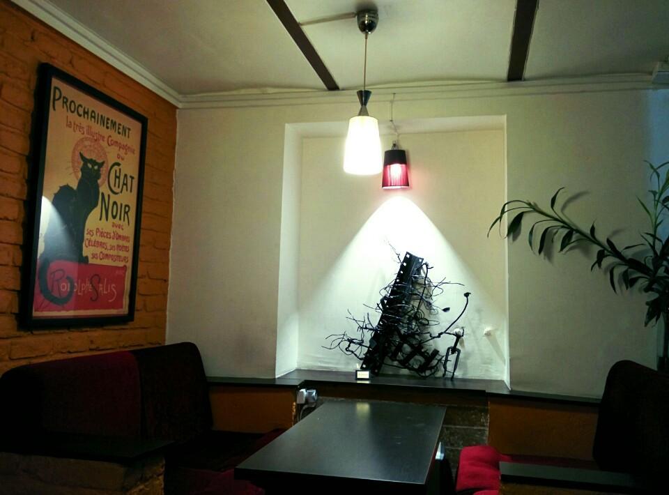 کافه وینیل cafe vinyl 7