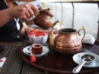 """نمایشگاه """"فرهنگ چای در دنیای ترک """" در شهر روم آغاز به کار کرد"""