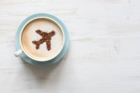 قهوهای که ۸۵۰۰ یورو روی دست شرکت هواپیمایی گذاشت