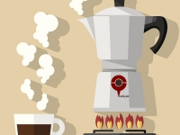 چگونه با موکوپات قهوه هیجان انگیز درست کنم؟