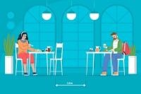 موارد مهم رفتن به کافه و رستوران در شرایط کرونا