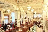 زیباترین کافه جهان کافه نیویورک در بوداپست