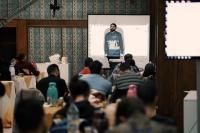 """استقبال بی نظیر از بر پایی دوره آموزشی قهوه، میوهای قرمز، دانهای سبز""""به هدایت سعید عبدی نسب"""