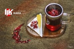 کافه کارا قزوین