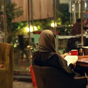 نان کافه دولت پاسداران