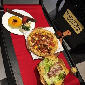 کافه رستوران آکوبا 1