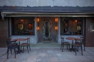 کافه رستوران وینتیج