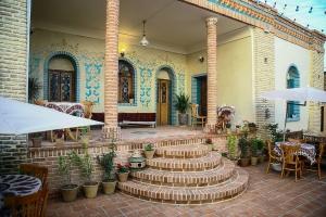 كافه عمارت محمد حسين خان