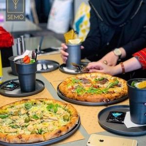کافه رستوران ایتالیایی سمو  8