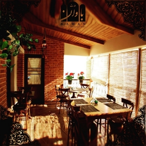 كافه رستوران عمارت باوان (9)