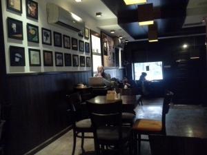 کافه نزدیک تئاتر cafe nazdik theatre 3
