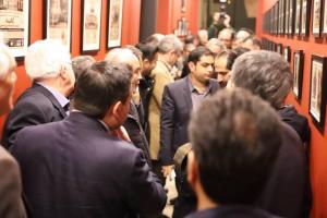نمایشگاه کارت شکلات در گذر قاجار کافه موزه لقانطه 4