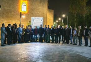 نمایشگاه کارت شکلات در گذر قاجار کافه موزه لقانطه 8