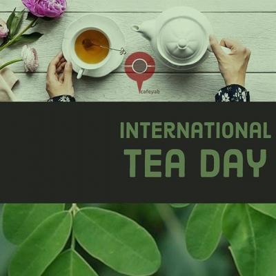 روز بینالمللی چای 21 may سال 2020