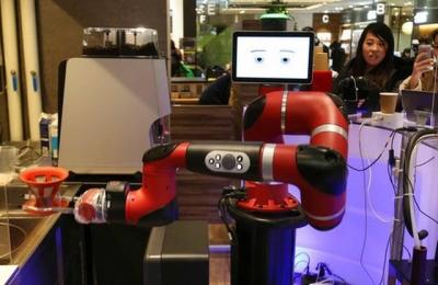 افتتاح نخستین کافی شاپ روباتی در ژاپن