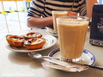قهوه گالائو (Galão coffee)