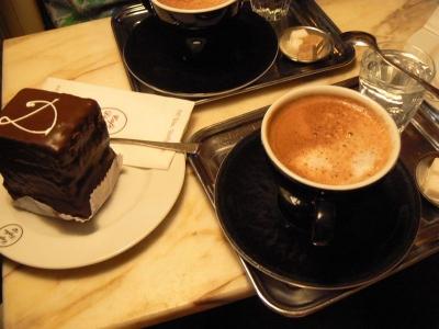 قهوه اِسپِرل (Café sperl)