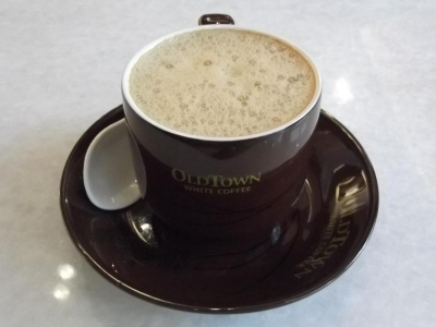 وایت کافی (White coffee)