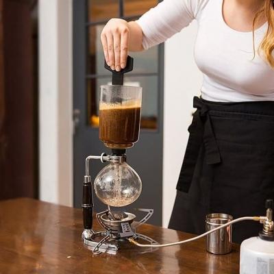 سایفون قهوه ۱۰