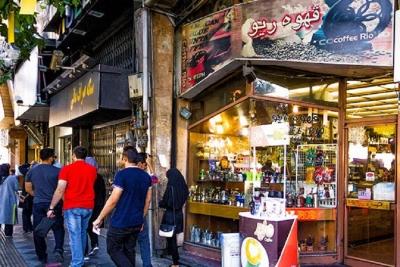 قهوه ریو تهران