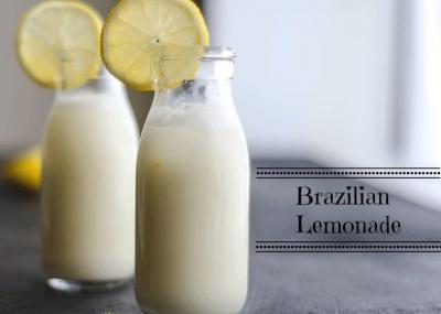 لیموناد برزیلی