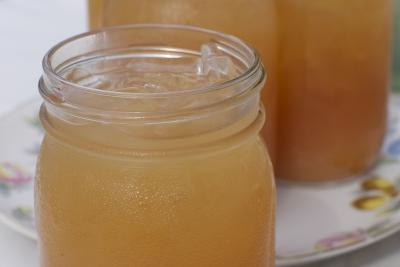 چای میوهای یا Fruit tea punch