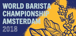 مسابقات جهانی باریستا ۲۰۱۸ آمستردام هلند