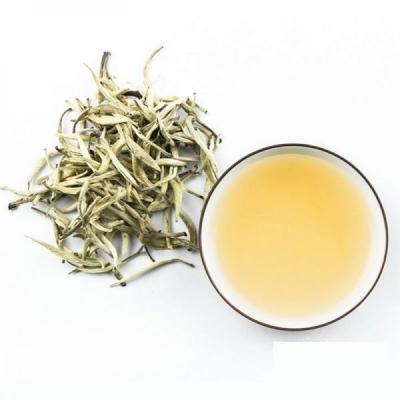 چای سفید نقره ای