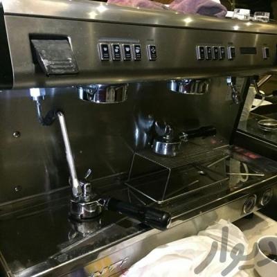 دستگاه اسپرسو ماشین قهوه کنتی