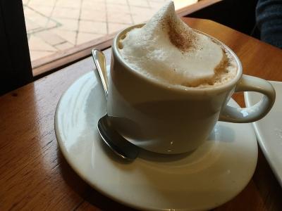 قهوه لانگ ماکیاتو (Long macchiato coffee)