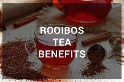چای گیاه روی بوس Rooibos