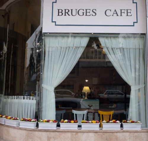 کافه بروژ