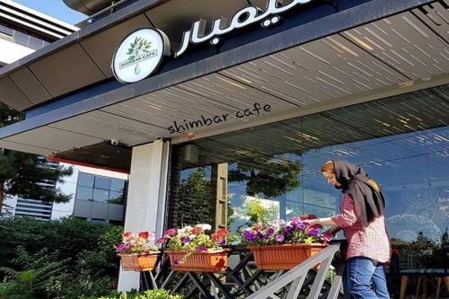 کافه شیمبار